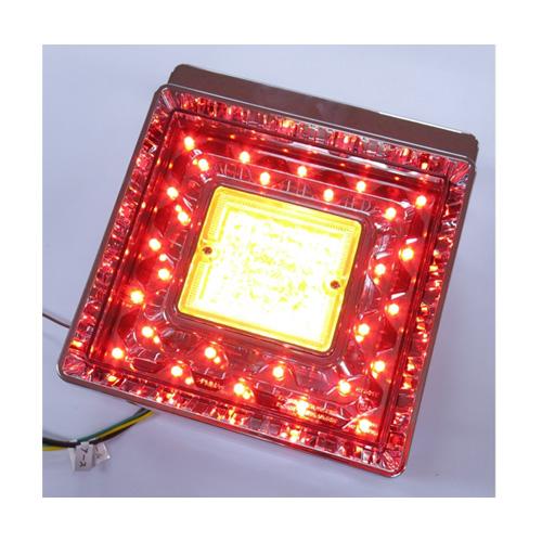 JB角型LEDテールランプ単体