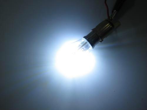 S25型LEDバルブホワイト