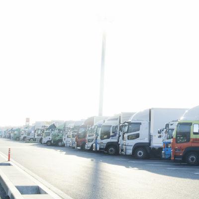 トラックのシェアはどのメーカーが多いのか?